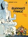 Cover for Sprint & Co. (Forlaget For Alle A/S, 1974 series) #5 - Buddhas fange