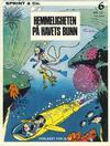 Cover for Sprint & Co. (Forlaget For Alle A/S, 1974 series) #6 - Hemmeligheten på havets bunn
