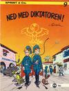 Cover for Sprint & Co. (Forlaget For Alle A/S, 1974 series) #9 - Ned med diktatoren!