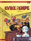 Cover for Sprint [Sprint & Co.] (Interpresse, 1977 series) #11 - Kvikk i knipe