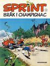 Cover for Sprint [Sprint & Co.] (Interpresse, 1977 series) #13 - Bråk i Champignac
