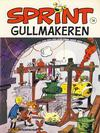 Cover for Sprint [Sprint & Co.] (Interpresse, 1977 series) #14 - Gullmakeren