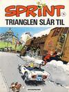 Cover for Sprint [Sprint & Co.] (Interpresse, 1977 series) #15 - Trianglen slår til