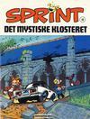 Cover for Sprint [Sprint & Co.] (Interpresse, 1977 series) #16 - Det mystiske klosteret