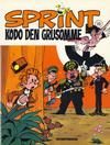 Cover for Sprint [Sprint & Co.] (Interpresse, 1977 series) #23 - Kodo den grusomme