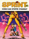Cover for Sprint [Sprint & Co.] (Interpresse, 1977 series) #27 - Hvem kan stoppe Cyanina?