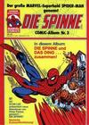 Cover for Die Spinne (Condor, 1979 series) #3