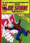 Cover for Die Spinne (Condor, 1979 series) #4