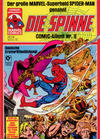 Cover for Die Spinne (Condor, 1979 series) #6