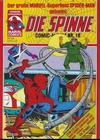 Cover for Die Spinne (Condor, 1979 series) #18