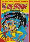 Cover for Die Spinne (Condor, 1979 series) #22