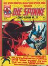 Cover for Die Spinne (Condor, 1979 series) #23