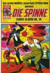 Cover for Die Spinne (Condor, 1979 series) #28