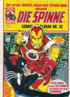 Cover for Die Spinne (Condor, 1979 series) #32