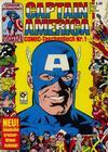 Cover for Captain America (Condor, 1988 series) #1