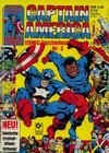 Cover for Captain America (Condor, 1988 series) #5
