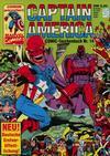 Cover for Captain America (Condor, 1988 series) #14