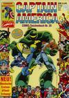Cover for Captain America (Condor, 1988 series) #20