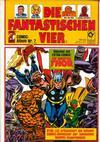 Cover for Die Fantastischen Vier (Condor, 1979 series) #7