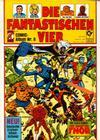 Cover for Die Fantastischen Vier (Condor, 1979 series) #8