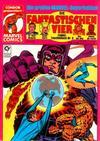 Cover for Die Fantastischen Vier (Condor, 1979 series) #6