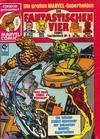 Cover for Die Fantastischen Vier (Condor, 1979 series) #9