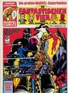 Cover for Die Fantastischen Vier (Condor, 1979 series) #11
