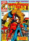 Cover for Die Fantastischen Vier (Condor, 1979 series) #12