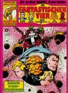 Cover for Die Fantastischen Vier (Condor, 1979 series) #14
