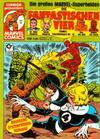 Cover for Die Fantastischen Vier (Condor, 1979 series) #16