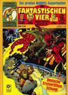 Cover for Die Fantastischen Vier (Condor, 1979 series) #25