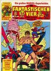 Cover for Die Fantastischen Vier (Condor, 1979 series) #28
