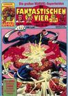 Cover for Die Fantastischen Vier (Condor, 1979 series) #29