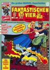 Cover for Die Fantastischen Vier (Condor, 1979 series) #36