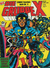 Cover for Die Gruppe X (Condor, 1985 series) #3