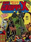 Cover for Die Gruppe X (Condor, 1985 series) #14