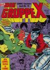 Cover for Die Gruppe X (Condor, 1985 series) #18