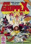 Cover for Die Gruppe X (Condor, 1985 series) #20