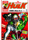 Cover for Hulk (Condor, 1979 series) #2