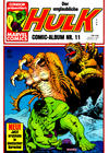 Cover for Hulk (Condor, 1979 series) #11
