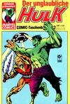 Cover for Der unglaubliche Hulk (Condor, 1980 series) #2