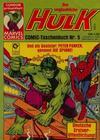 Cover for Der unglaubliche Hulk (Condor, 1980 series) #5