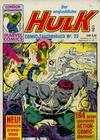 Cover for Der unglaubliche Hulk (Condor, 1980 series) #22