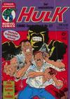 Cover for Der unglaubliche Hulk (Condor, 1980 series) #27