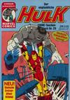 Cover for Der unglaubliche Hulk (Condor, 1980 series) #29