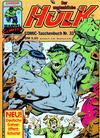 Cover for Der unglaubliche Hulk (Condor, 1980 series) #33