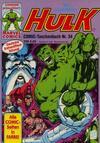 Cover for Der unglaubliche Hulk (Condor, 1980 series) #34