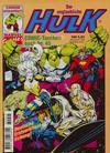 Cover for Der unglaubliche Hulk (Condor, 1980 series) #45