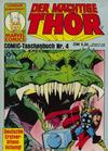 Cover for Thor (Condor, 1988 series) #4