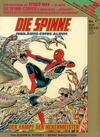 Cover for Marvel Comic Exklusiv (Condor, 1987 series) #1 - Die Spinne - Der Kampf der Hexenmeister